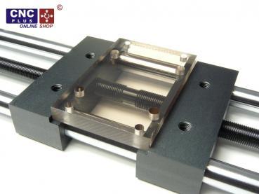 Precision mini self centering vice, machine tool vice 3408