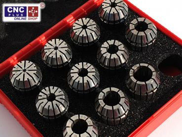 ER-20 Collet set - 11 pieces