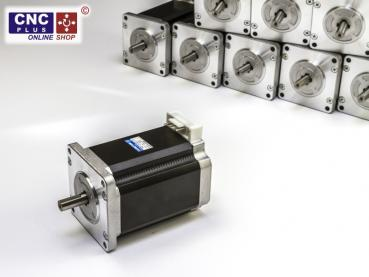 300 Ncm / 4.0A Sanyo Denki Stepper Motor, Stepping Motors - Double Shaft.