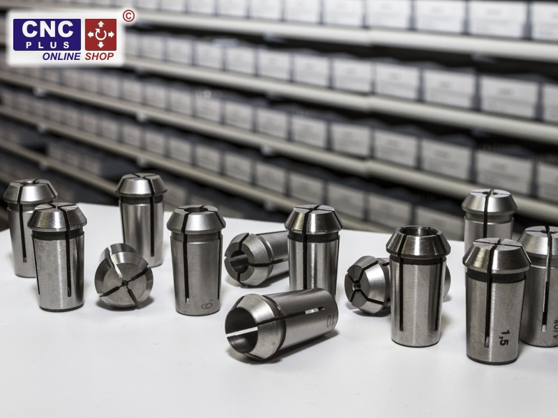 Collets For Kress And Aw Fse Milling Spindle Motors
